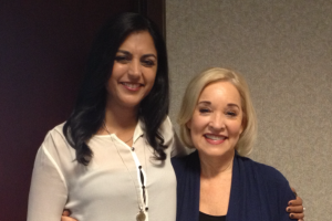 Christiane Northrup, MD with Doctor Neha