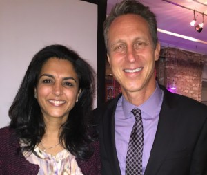 Doctor Neha and Dr. Hyman
