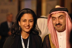 Neha and Prince Abdul Aziz 2 Emotional for Oprah