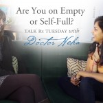 Are You on Empty or Self-Full?