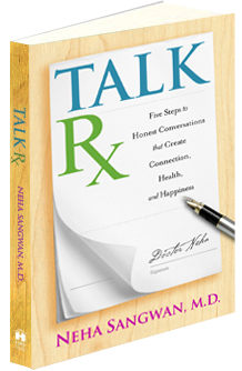 TalkRx book cover