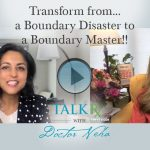 Transform from a Boundary Disaster to a Boundary Master